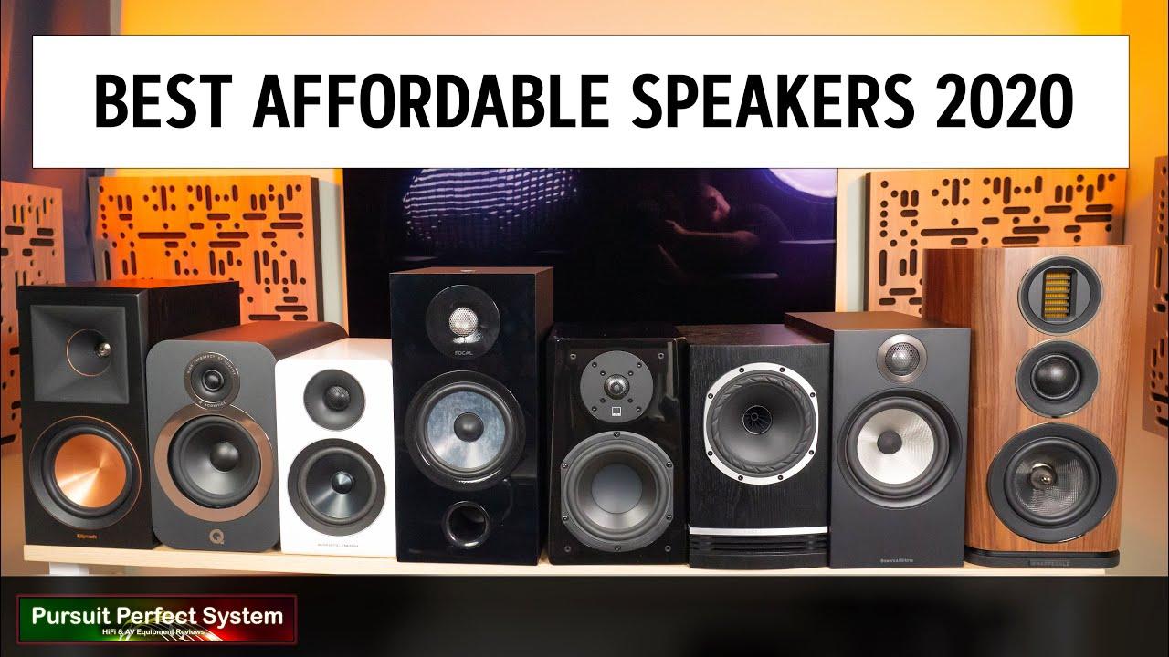 Best affordable Bookshelf Speakers Under £650