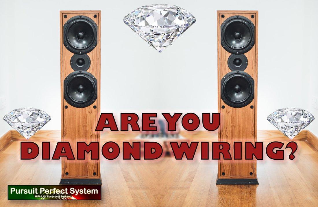 Diamond Wiring speakers