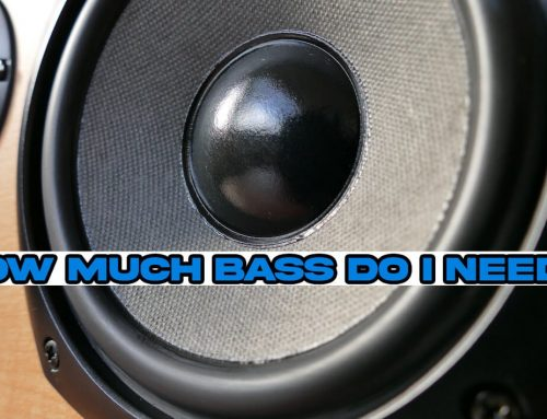How much bass do I need for my HiFi / Home Cinema System to be perfect?  Much more than you think
