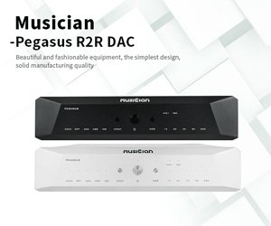 Musician Audio Pegasus Banner
