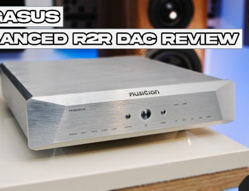 Musician Audio Pegasus R2R HiFi DAC Review