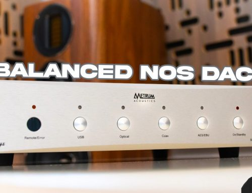 Metrum Acoustics Onyx Balanced NOS HiFi DAC Review
