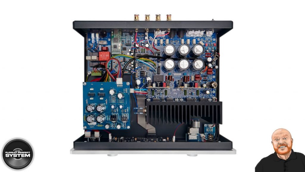 Copland releases NEW CSA line flagship valve solid state hybrid hifi integrated amplifiers CSA150