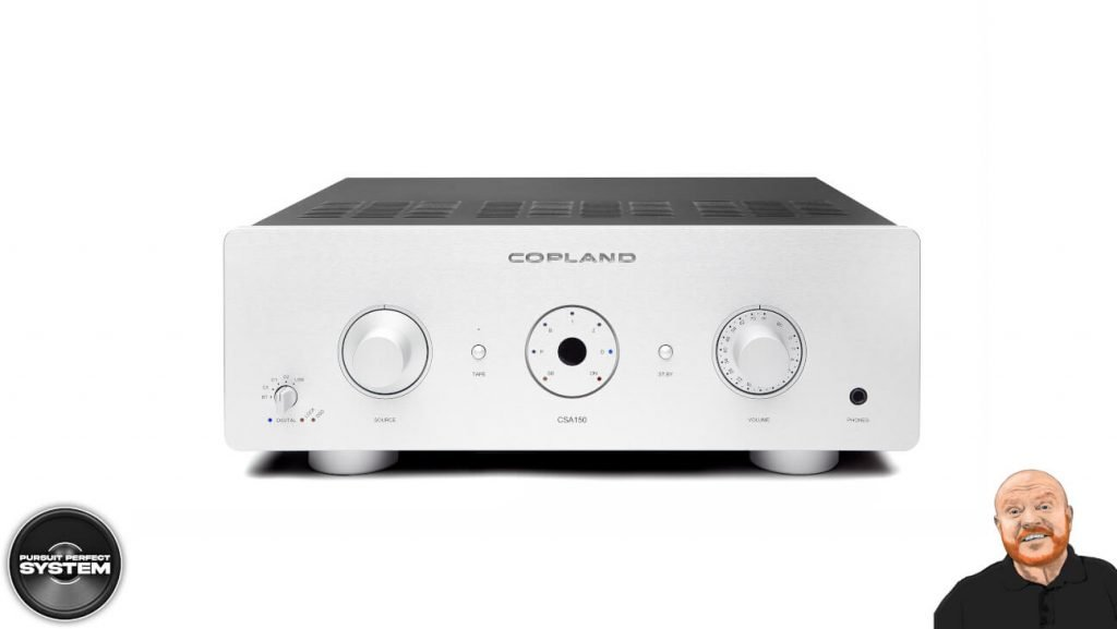 Copland releases NEW CSA line flagship valve solid state hybrid hifi integrated amplifiers CSA150 2