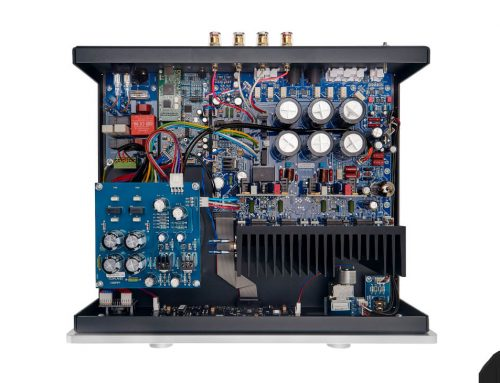 Copland releases NEW CSA150 valve/solid-state hybrid integrated amplifier