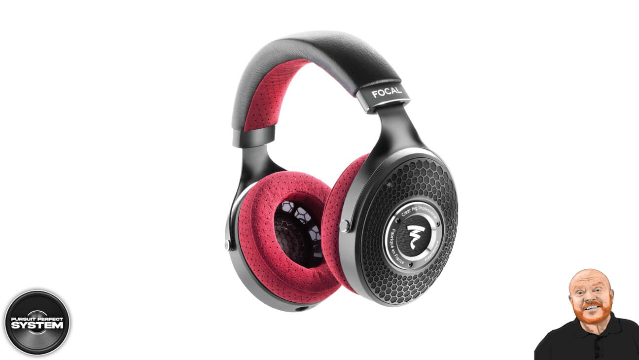 Focal Clear Pro MG pro headphones website