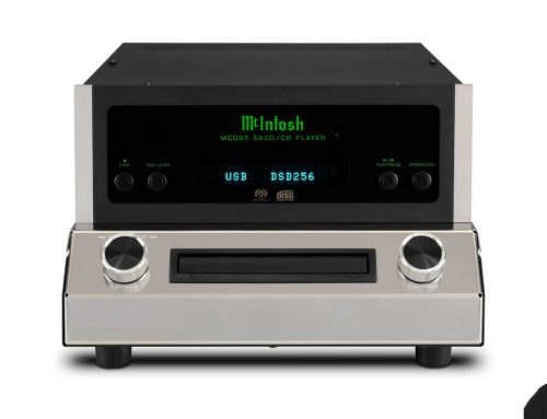 McIntosh breathes new life into CD collections and adds USB connectivity for today's digital devices