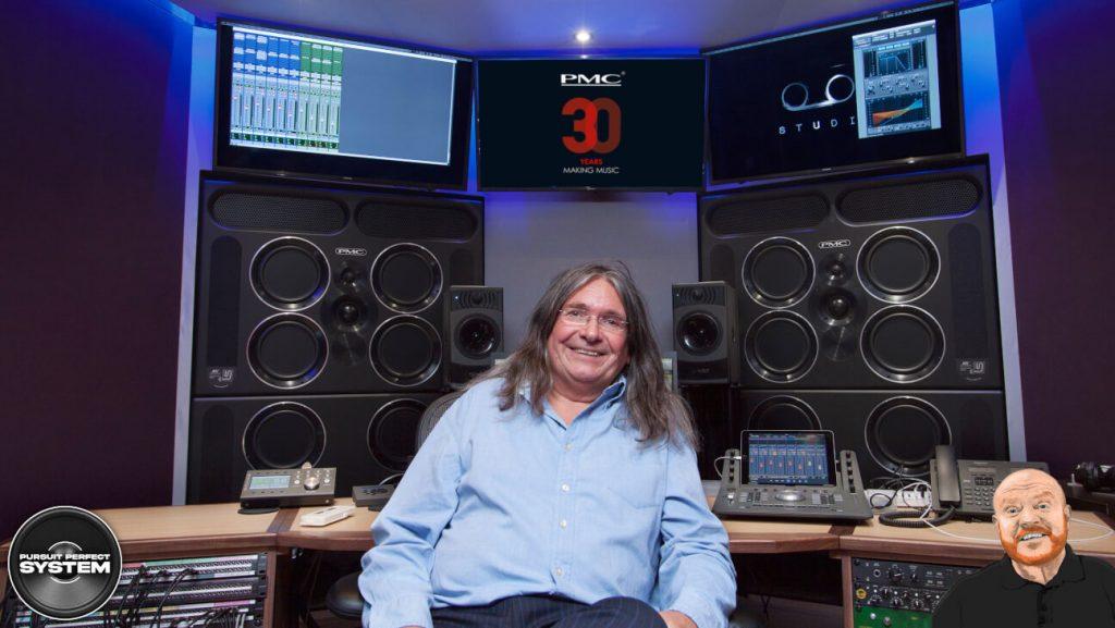 PMC Speakers celebrates 30 years website