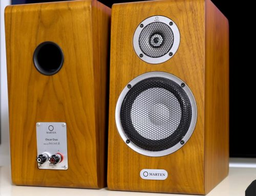 Marten Oscar Duo Speakers Review