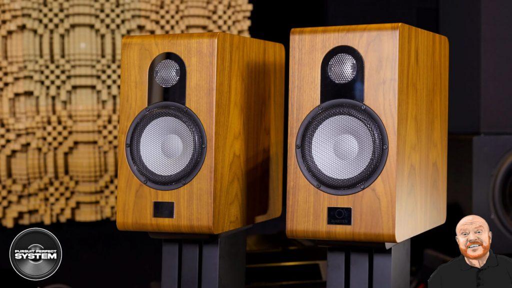 Marten Parker Duo HiFi Speakers video review website 3