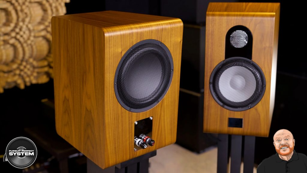 Marten Parker Duo HiFi Speakers video review website 5