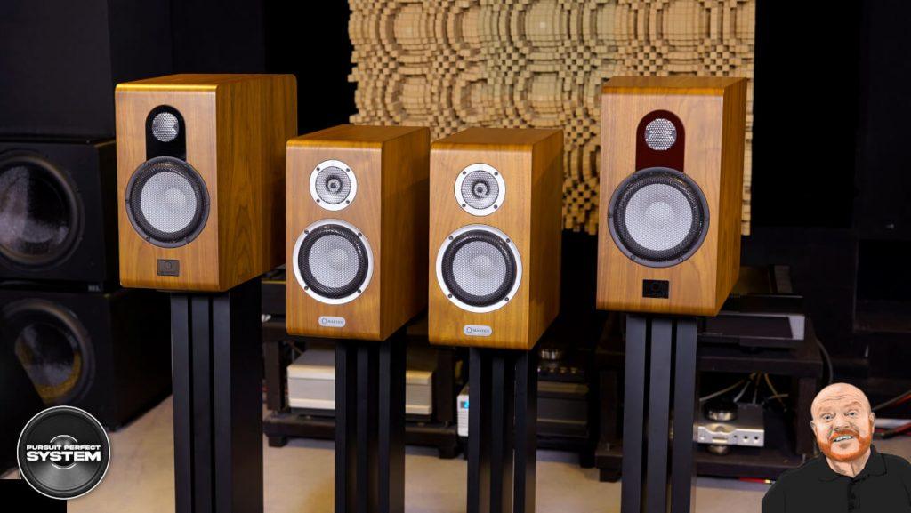 Marten Parker Duo HiFi Speakers video review website 6
