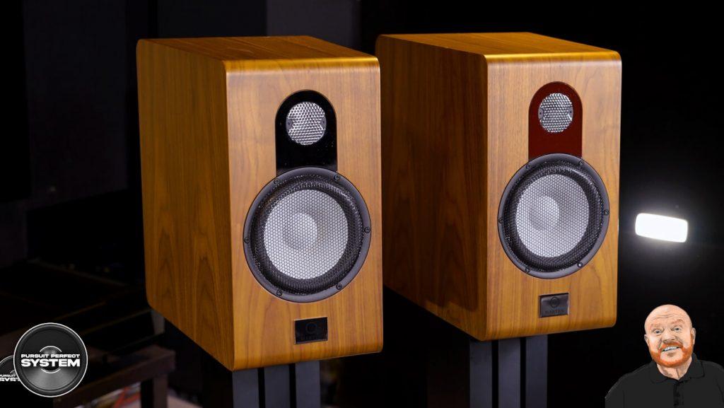 Marten Parker Duo HiFi Speakers video review website 8
