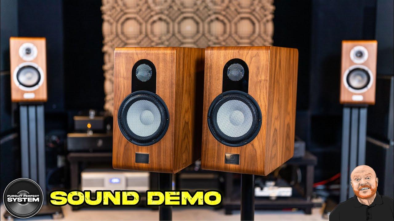 Marten Parkewr Duo hifi speakers review Sound demo website