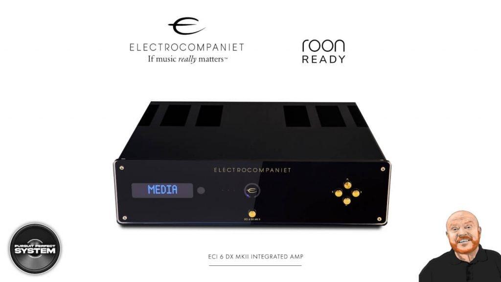 electrocompaniet roon ready ECI6 amplifier streamer speaker website 1