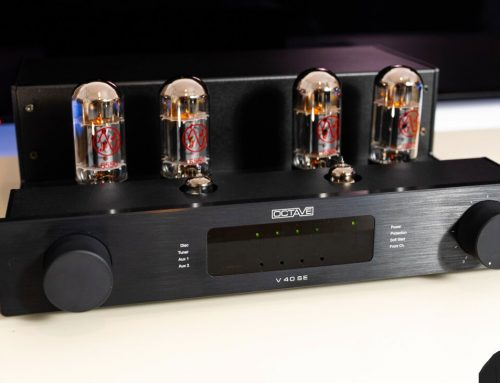 Octave V40 SE Tube Integrated Amplifier Review