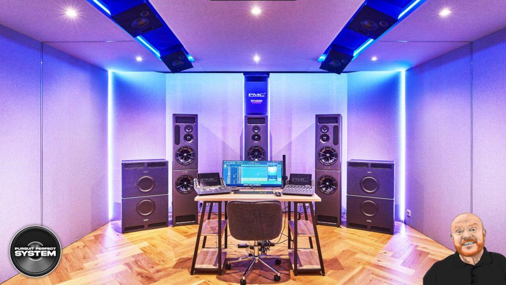 pmc speakers dolby atmos studio home cinema london UK website 1