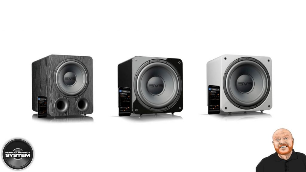 svs new 1000 pro subwoofers sealed ported bluetooth app website 1