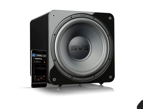 SVS NEW 1000 Pro Series subwoofers
