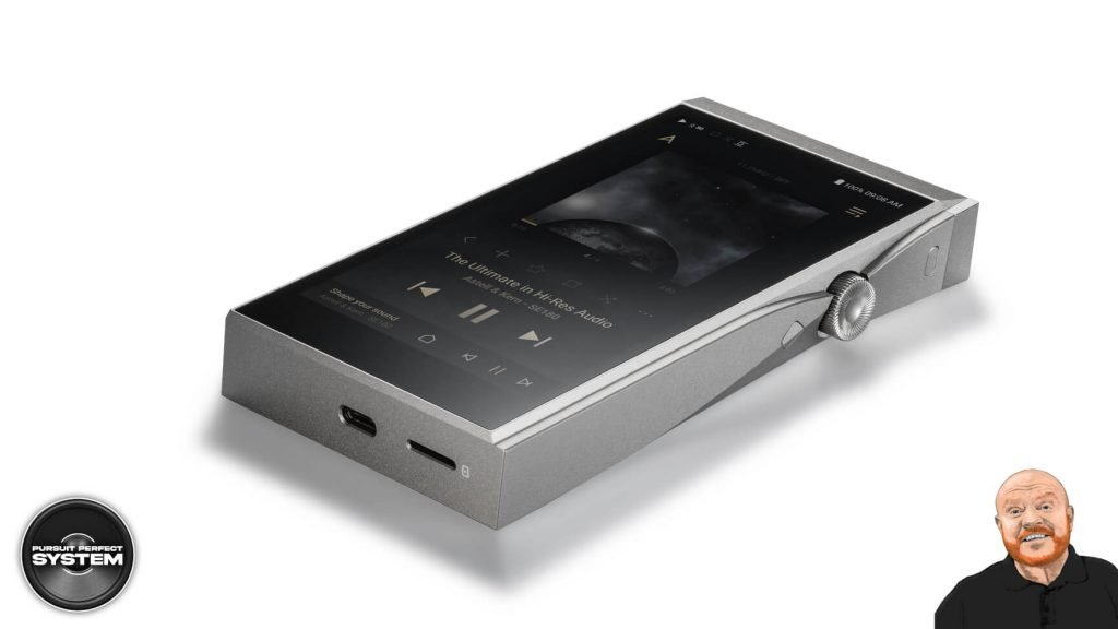 Astell&Kern's A&futura SE180 modular DAC digital audio player website 4