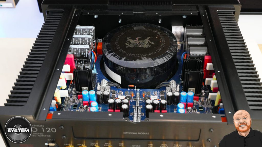 Gryphon Diablo 120 hifi integrated amplifier Review website 5