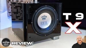 REL T9X subwoofer review websie 12