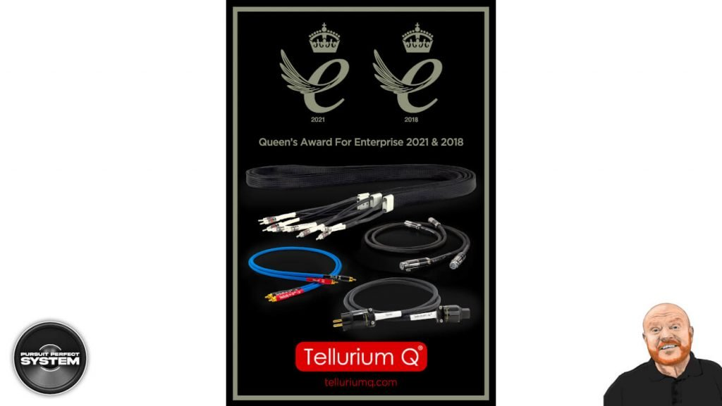 Tellurium Q has been honoured with the Queen's Award for Enterprise International Trade website
