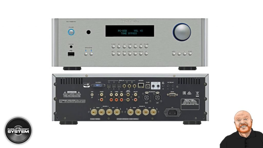rotel A14MKII RA-1572MKII RA-1592MKII amplifiers website 1