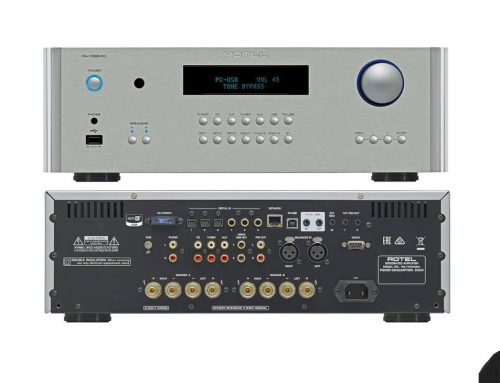 ROTEL NEW Amplifiers announced as MKII models leveraging MICHI technology