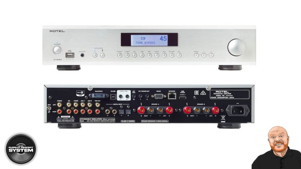 rotel A14MKII RA-1572MKII RA-1592MKII amplifiers website 2