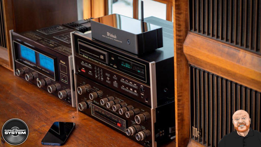 McIntosh MB20 Hifi bluetooth m,usic streamer website 2