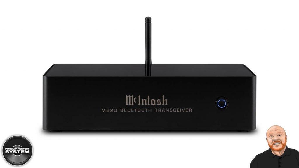 McIntosh MB20 Hifi bluetooth m,usic streamer website 3