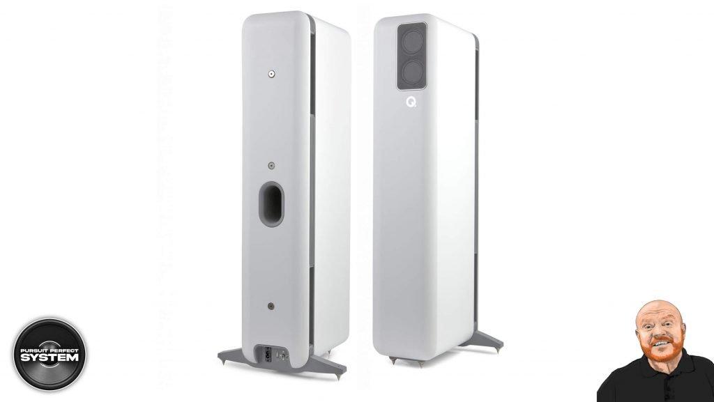Q Acoustics Active 400 wireless lifestyle speakers website 1