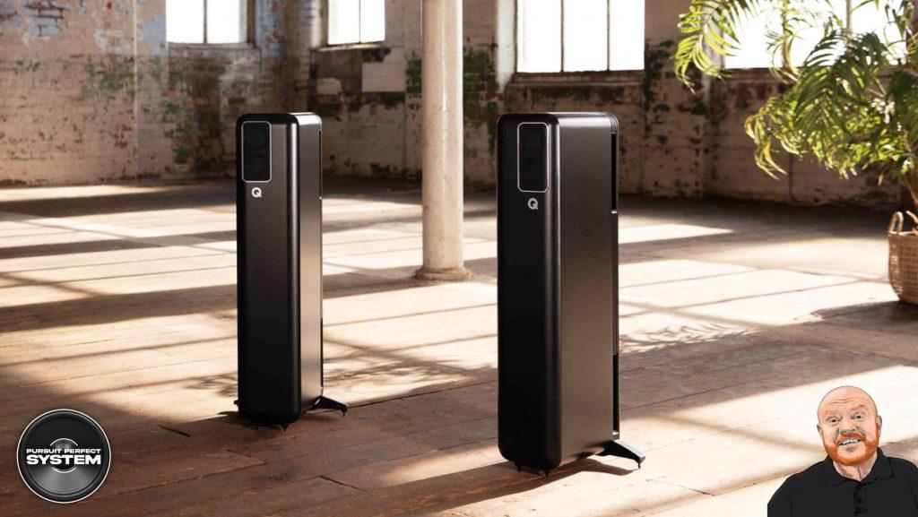 Q Acoustics Active 400 wireless lifestyle speakers website 3