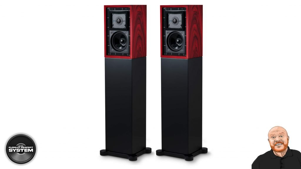 Rogers NEW Active Bass for LS3 5A AB3a subwoofer system website 3