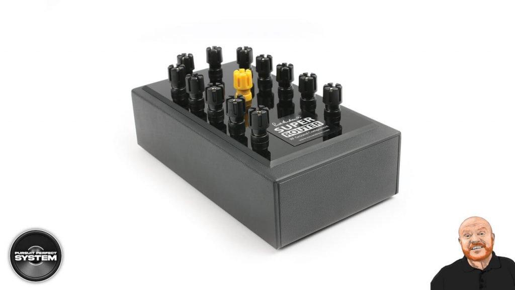 Russ andrews SuperRouter audio grounding system hifi website 4