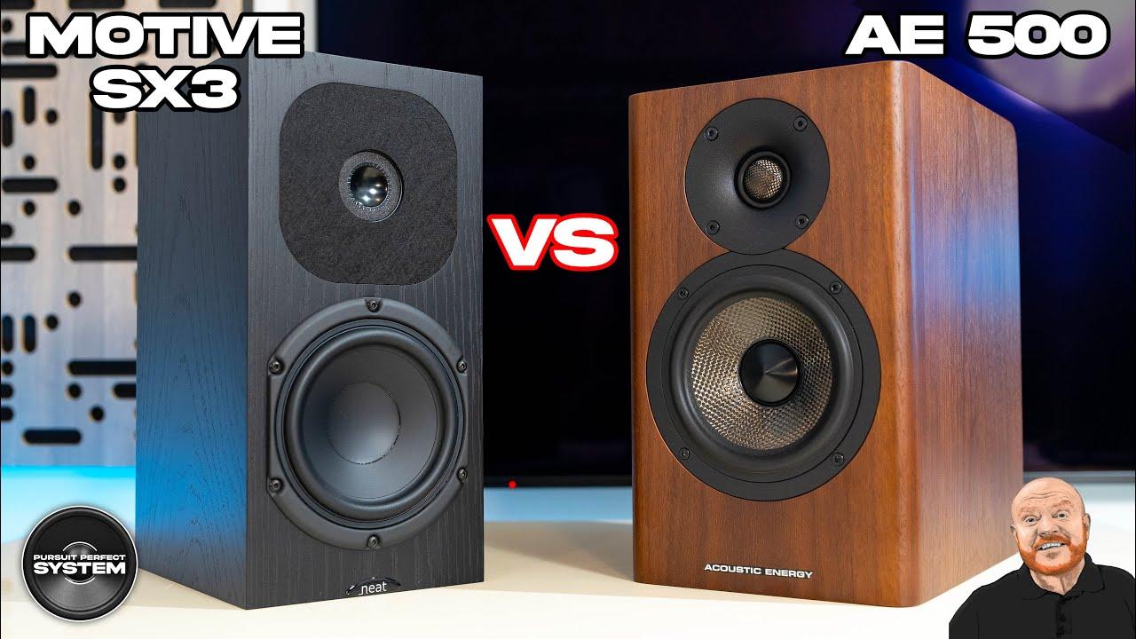 acoustic energy ae500 neat acoustics sx3 hifi speakers sound comparison website