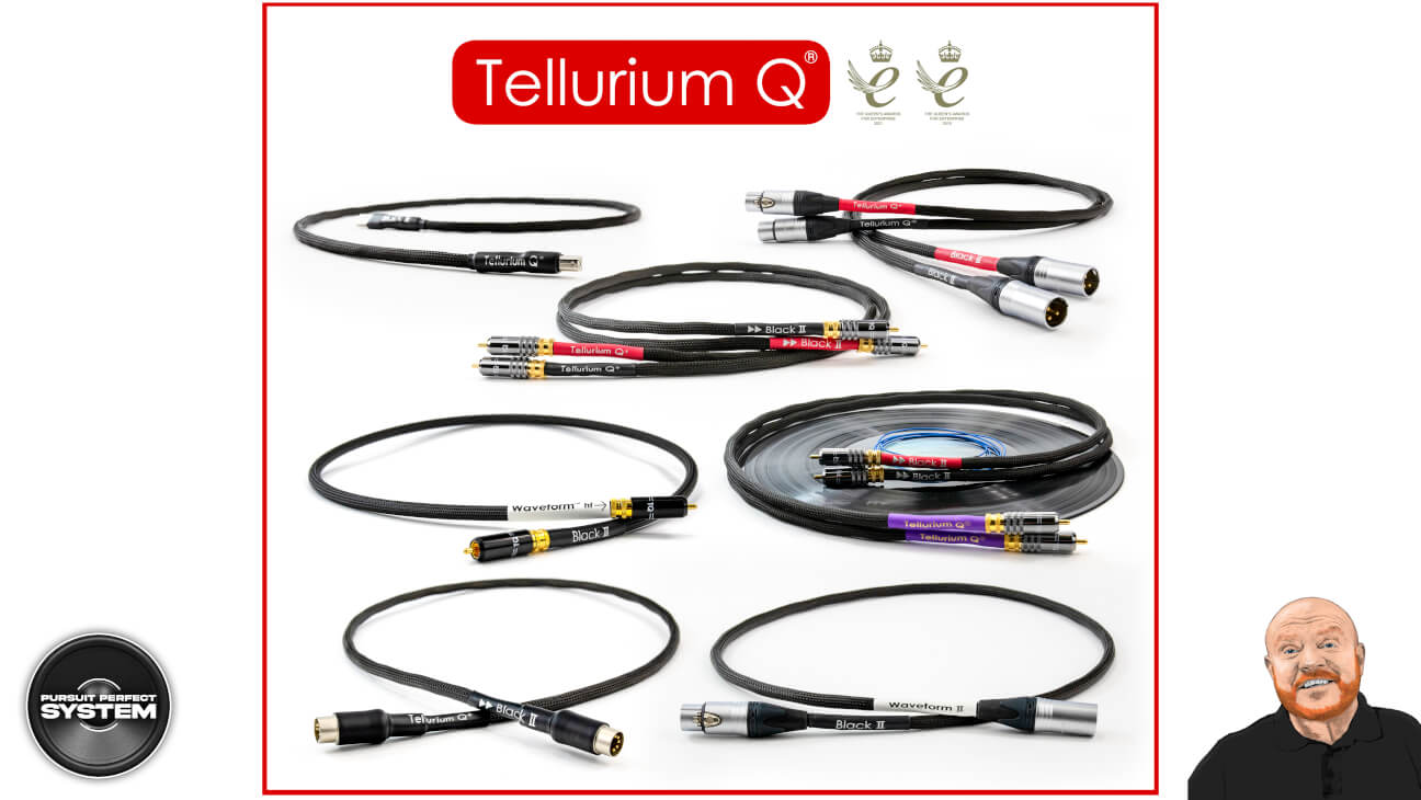 tellurium q black ii interconnects