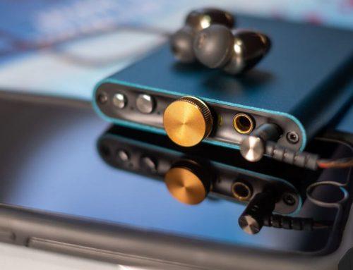 iFi Audio hip-dac making mobile phones sound great!