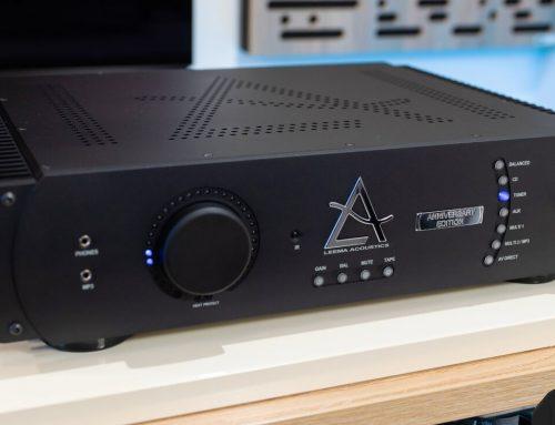 Leema Acoustics Tucana II Anniversary Integrated Amplifier Review