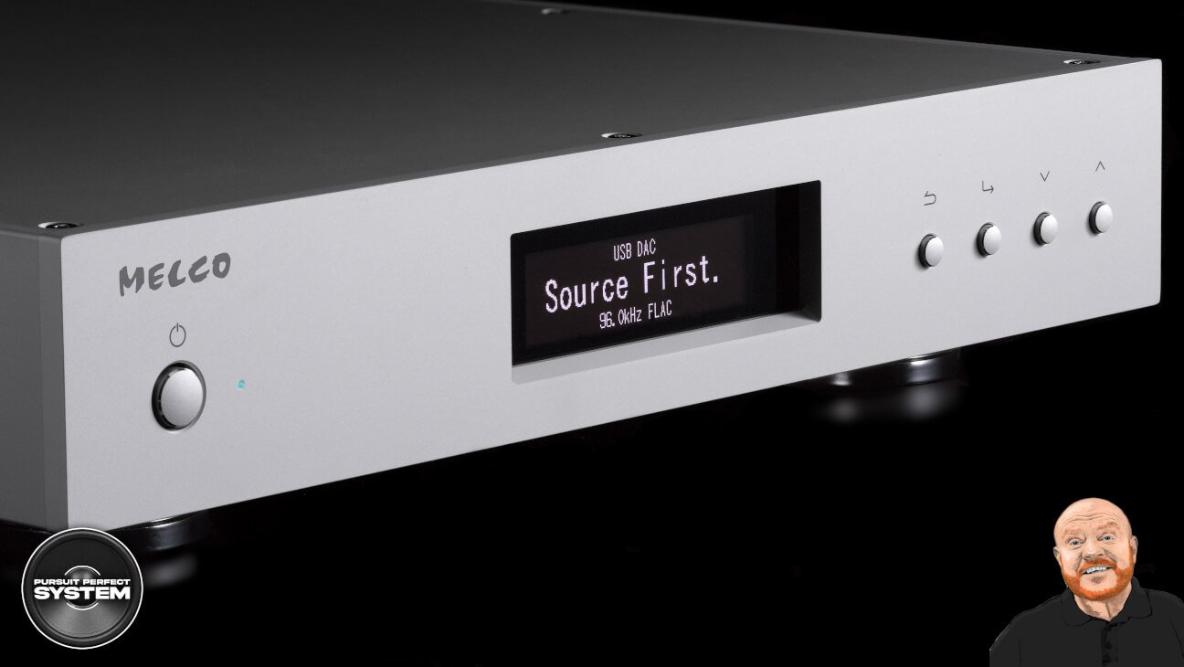 Melco N1Z flagship music library streamer server double upgrade w