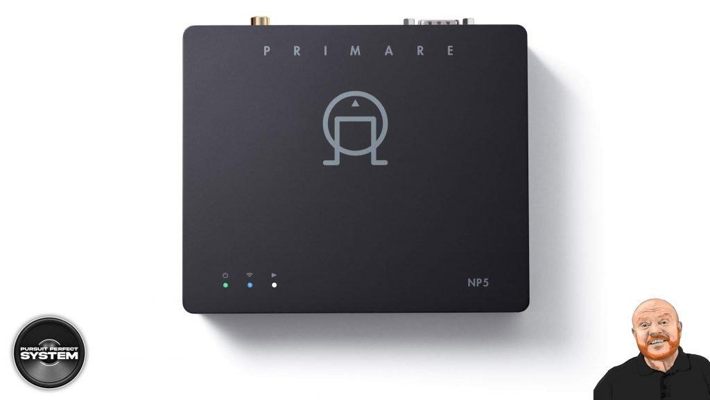 Primare NP5 hifi network streamer MK2 website 1