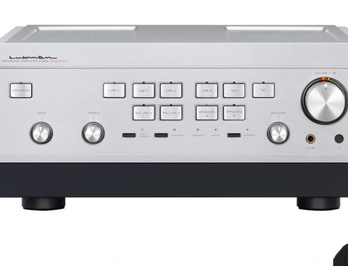 Luxman celebrates 95th anniversary with limited-edition amplifier