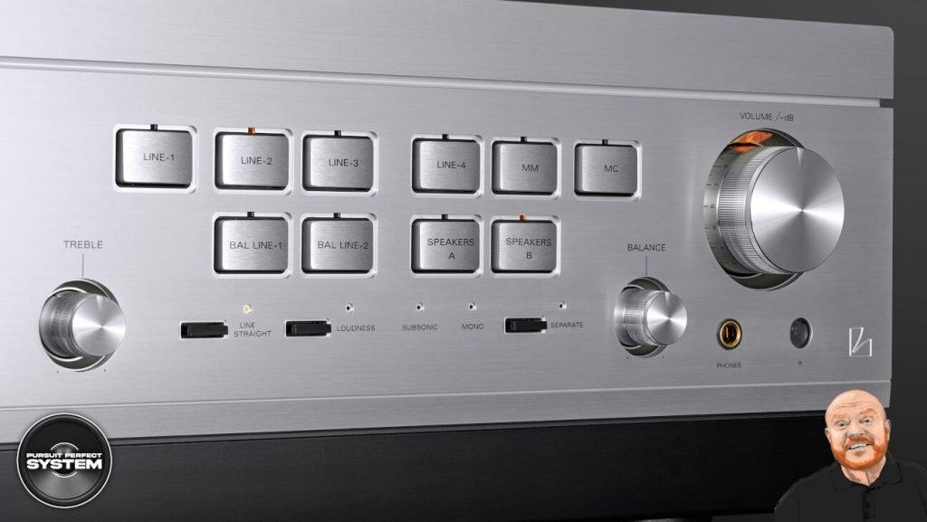 luxman l595A se special edition class integrated amplifier website 7
