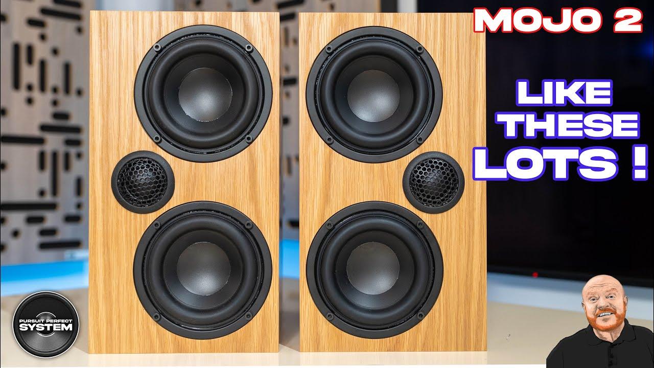 ophidian audio mojo 2 hifi speakers video review website