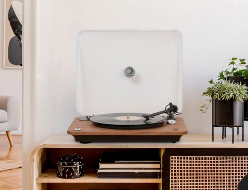 Elipson brings real wood finishes to its Chroma 400 range of turntables