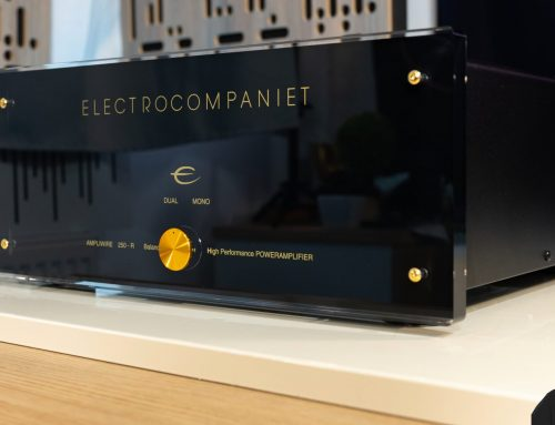 Electrocompaniet AW250R Stereo Power Amplifier Review