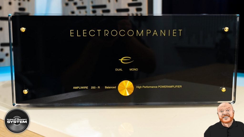 electrocompaniet aw250 r stereo power amplifier review website 2