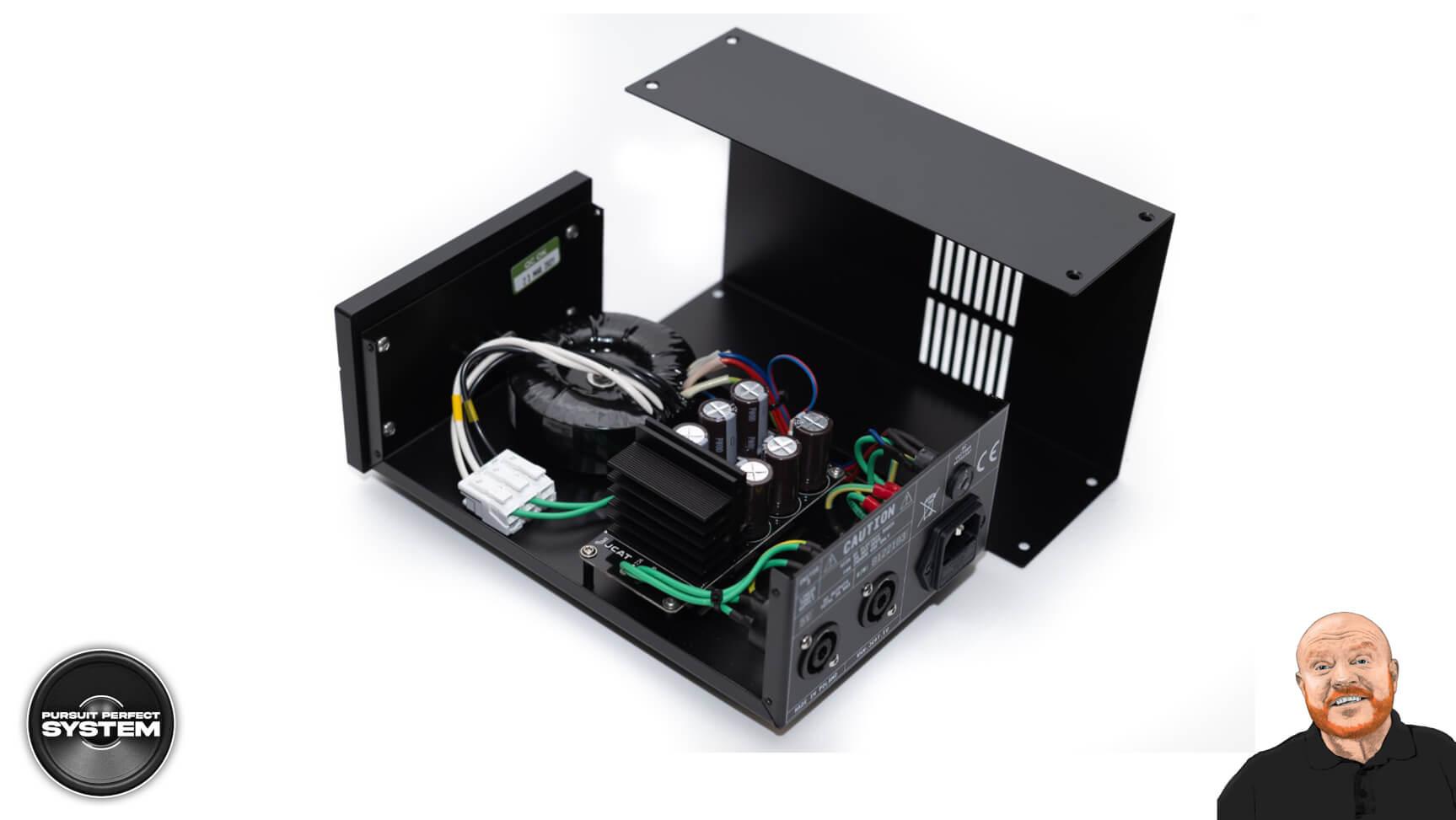 jcat initio 3 linear power supply website 1