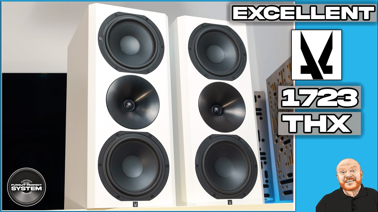 Arendal 1723 thx monitor hifi home theater cinema speakers review website